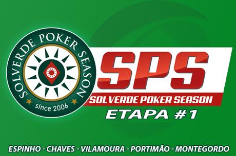 Solverde Poker Season 2016 - Etapa #1 Arranca Hoje às 21:00