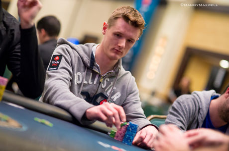 "Alex ""Kanu"" Millar da Team PokerStars Pro para o Poker Life Podcast"