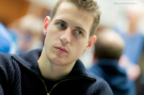 Mike McDonald is the 2015 Canadian Poker Player of the Year