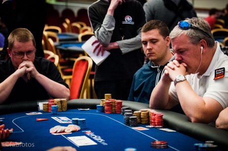 A Multi-Way Hand: Raise for Value or Call to Keep Players In?