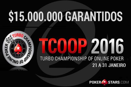 PokerStars TCOOP 2016 Arranca Hoje com Armada Lusa Reduzida