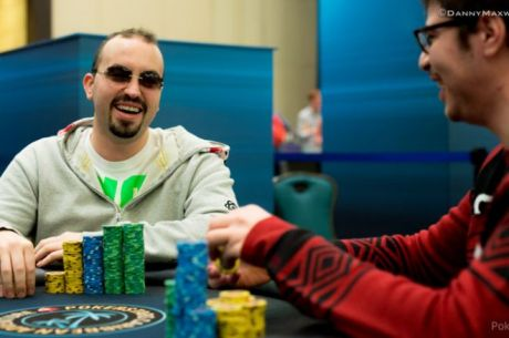 2016 PCA $100.000 Super High Roller - Bryn Kenney chipleader laatste zes met Joe McKeehen