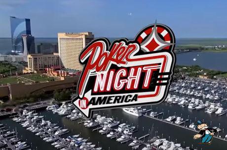 Poker Night In America - Dinheiro do Monopólio