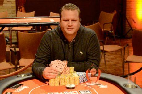 Richard Bakker wint het Open Nederlands Kampioenschap Poker kickoff event!