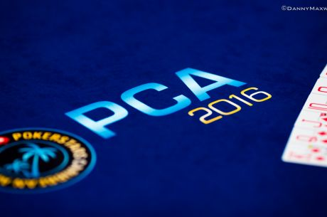 2016 PCA Main Event Day 1b: Komarov Edges Jaffe and Kritzer for the Lead