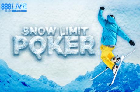 888Poker anunta primul festival 888live pe 2016: pregatiti-va schiurile!