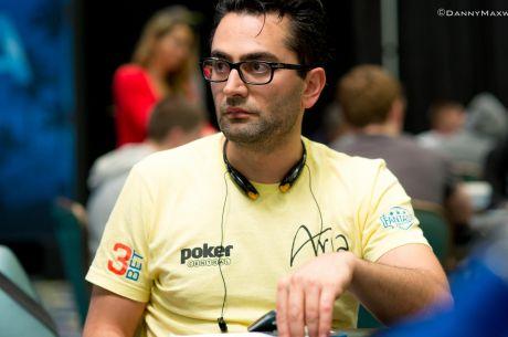 Iš PCA pagrindinio turnyro diskvalifikuotas A.Esfandiari, T.Geležiūnas tęsia kelionę