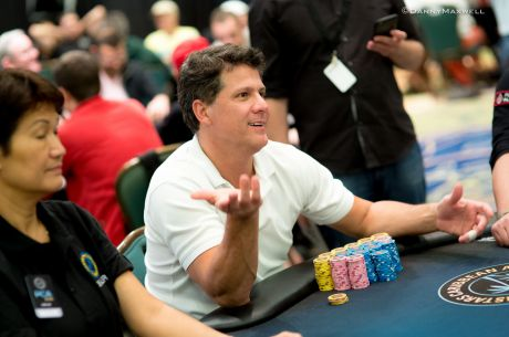 2016 PCA Main Event Day 3: Brazil's Leonardo Pires Takes Big Lead Into Day 4