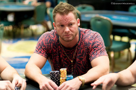 2016 PCA $25,000 High Roller Day 1: Dustin Johns Leads Stacked Field