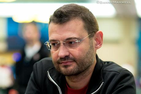 Main Event PCA: Nanev (23º- $27.860) e Arise (42º- $14.900) OUT; Leonardo Pires Lidera