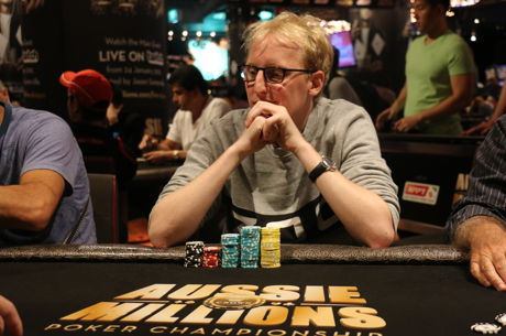 2016 Aussie Millions Poker Championship Day 1: Event #1 Kicks Off; Brent De Jong Leads
