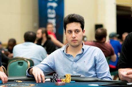 PCA $25.000 High Roller 2016 Día 2: Adrián Mateos cayó el 18.º ($63.720); Josh Beckley...