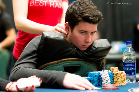 Josh Beckley Lidera 9 Finalistas do High Roller $25.000 PCA 2016