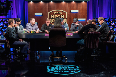Super High Roller Bowl to Return to ARIA After Successful 2015 Run
