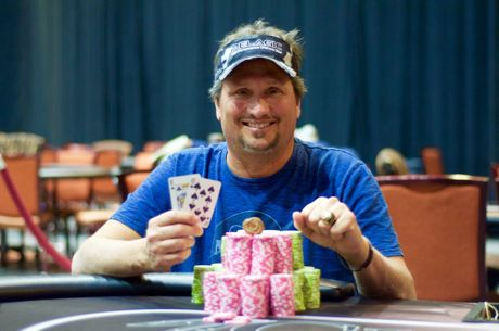 John Holley Tops 4,249-Entry Field to Win Largest WSOP Circuit Event in History