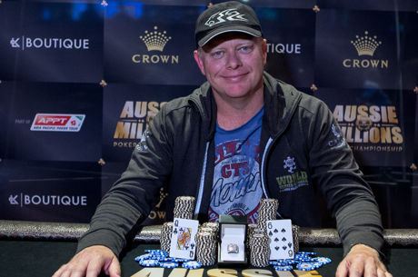 2016 Aussie Millions Day 6: Kevin Blackwood and Nam Le Earn Titles