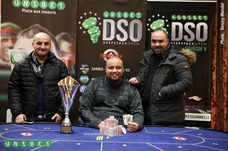 Chamseddine Rajbaoui remporte le dernier DSO de la saison 6