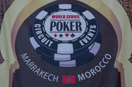 World Series of Poker Circuit Marrakech €1,350 Main Event Kicks Off Thursday
