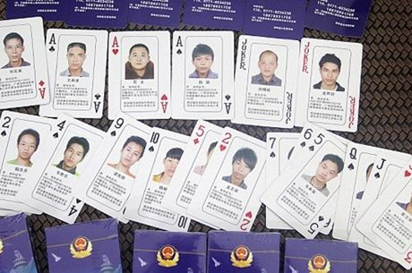 Only in China: You Can Now Play Cards With The Chinese Mob