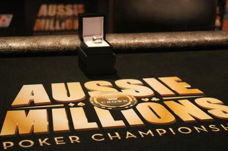 Aussie Millions 2016: Eventos 4,5 e 6 Já Têm Vencedores