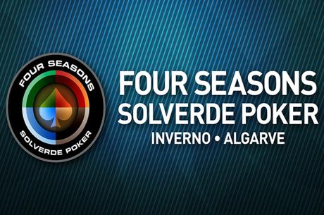 Four Seasons Solverde Poker Algarve: Semana Arranca Hoje em Vilamoura
