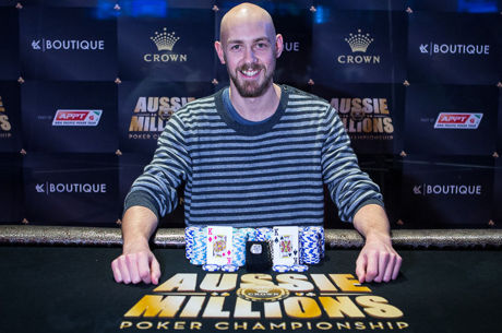 Aussie Millions '16: Stephen Chidwick Vence Evento #7 - $2,500 8-Game Mixed ($47,520)