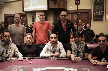Henrique Pinho na FT do High Roller WSOP Circuit Marraquexe; Esmone (14º) e Zeba (5º) ITM
