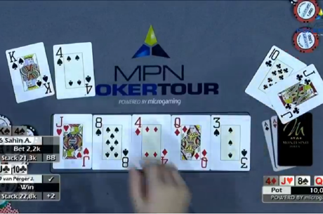 MPN Poker Tour Vienna