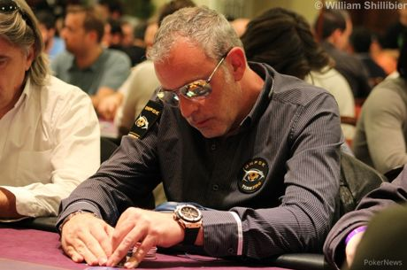 WSOP International Circuit Marruecos Día 1b: Guillaume Darcourt líder de los 114...