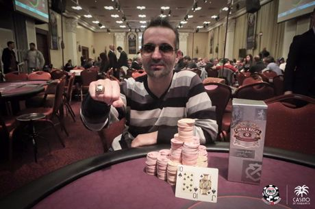 Henrique Pinho 4º no High Roller WSOP Circuit Marraquexe (€23.245)