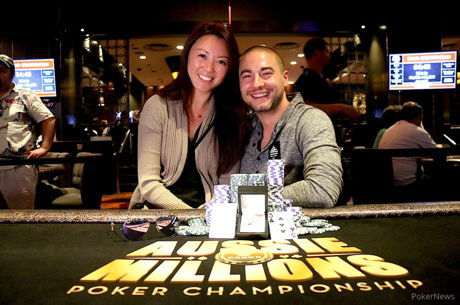 2016 Aussie Millions Day 11: Chance Kornuth Wins $25,000 Challenge