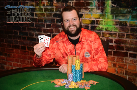 Jake Daniels Heads Three-Way Chop in Million Dollar Heater