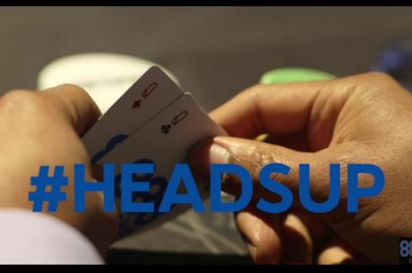 Тревор Синклер и Грэм Ле Со в #HeadsUp на 888poker