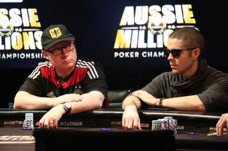 """""""Aussie Millions"""" ringe finišo tiesiąją pasiekė """"High Roller"""" turnyras, naujienų..."""