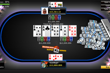 Inaugural 2016 Super XL Series Events Set New Records at 888poker