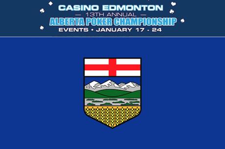 Andrew Fawcett is the 2016 Alberta Poker Champion