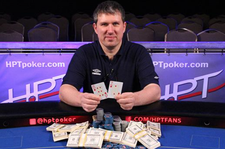 Steve Jewell Beats Record Field at HPT Ameristar East Chicago ($211,777)