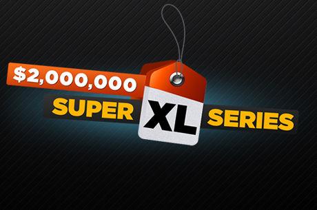 888poker surengtame pokerio festivalyje užfiksuotas rekordas