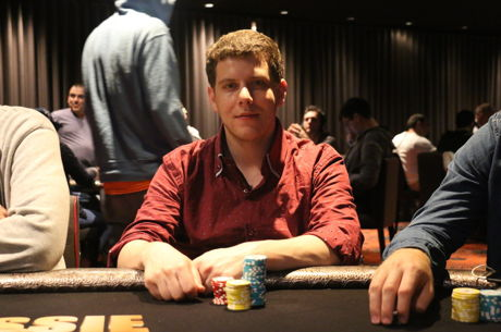Facing a Check-Raise Deep in the Aussie Millions Main with Ari Engel