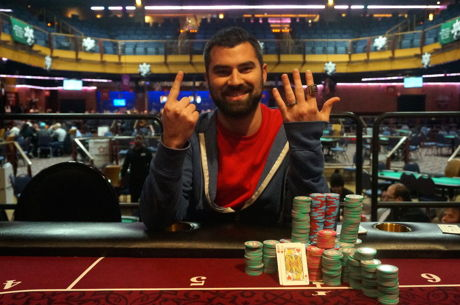 Kyle Cartwright Wins Sixth Circuit Ring; Crosses $1 Million in WSOP-Related Cashes