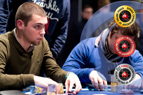 "Rui ""RuiNF"" Ferreira Faz Triple Crown Torneios COOP da PokerStars"