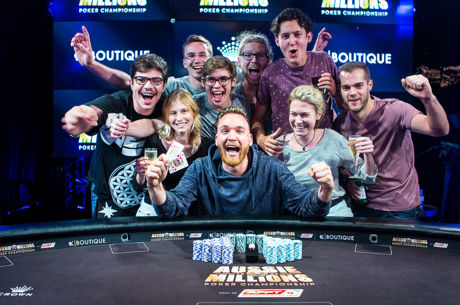 """Aussie Millions: paaiškėjo pagrindinio turnyro ir """"$100,000 Challenge"""" čempionai"""
