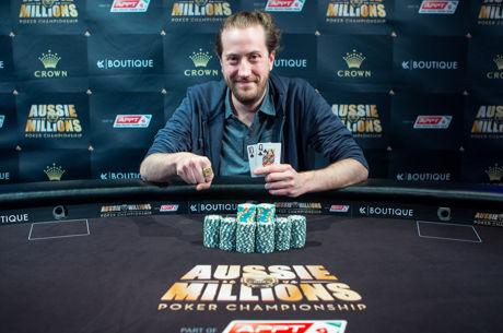 "Steve O'Dwyeris -  ""LK Boutique $250,000 Challenge"" nugalėtojas"