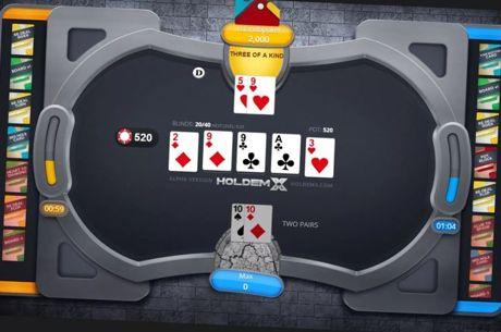 """PokerNews Boulevard - Lancering van """"HoldemX"""" & De Meulder gaat coaching geven"""