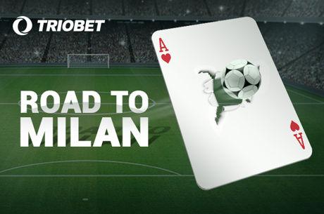 Triobet saadab ühe pokkerimängija UEFA Meistrite Liiga finaali vaatama
