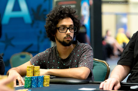 A Dynamic Three-Way Hand Deep in the PCA Main Event