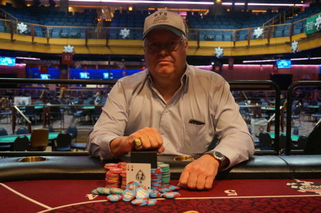 David Kruger Wins WSOP Circuit Horseshoe Tunica Main Event for $198,657