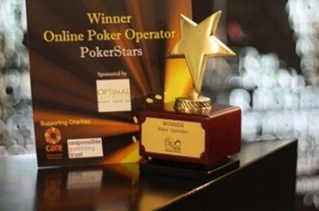 Ketvirtus metus iš eilės geriausiu internetinio pokerio paslaugų tiekėju pripažintas PokerStars kambarys