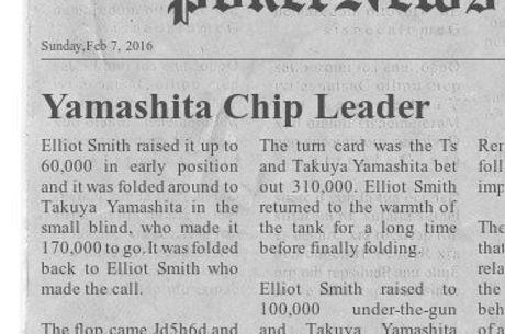 週間ポーカーニュース・ナナメ読み(2016年2月第1週)