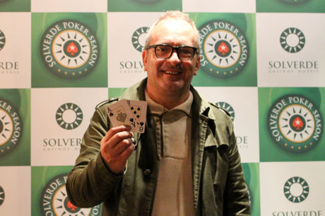 João Cabral Vence Etapa #2 Solverde Poker Season 2016